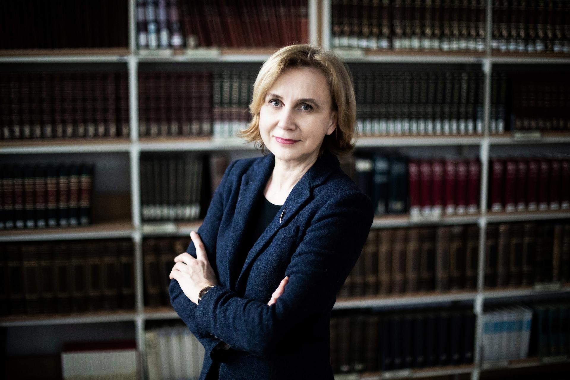 """Prof. dr. Rosita Lekavičienė įsitikinusi, jog suvaidinti tobulą """"aš"""" virtualioje realybėje yra kur kas lengviau nei nuolat tą vaidmenį atlikti tikrovėje. Asmeninio archyvo nuotr."""