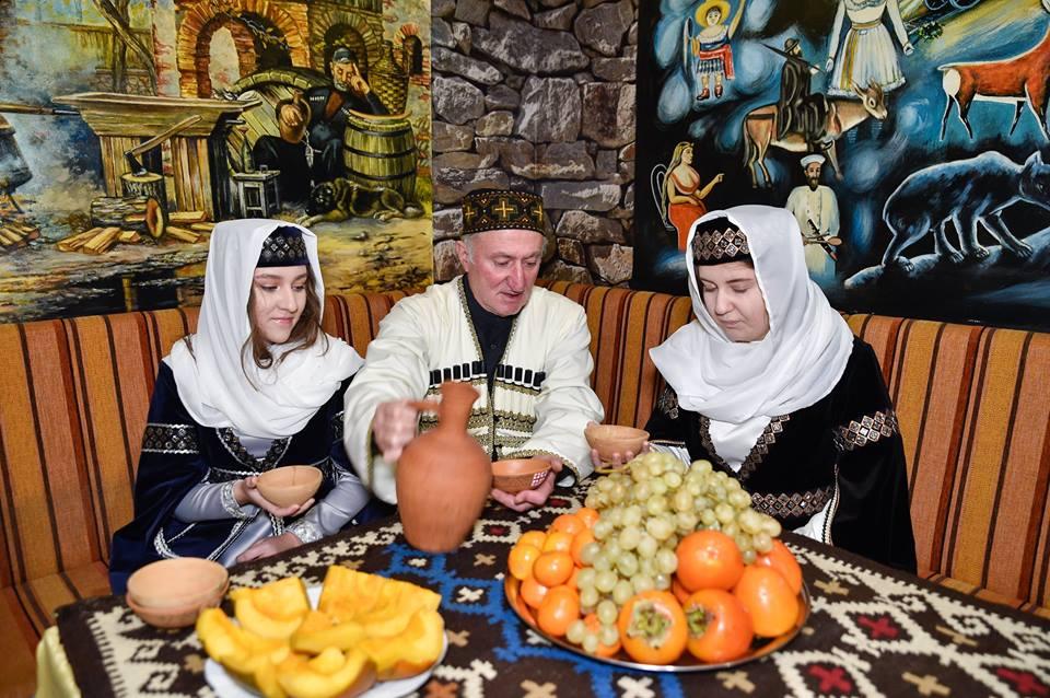 Kartvelas Levanas Sepashvili – tikras savos šalies ir jos kultūros ambasadorius Lietuvoje./ Asmeninio archyvo nuotr.