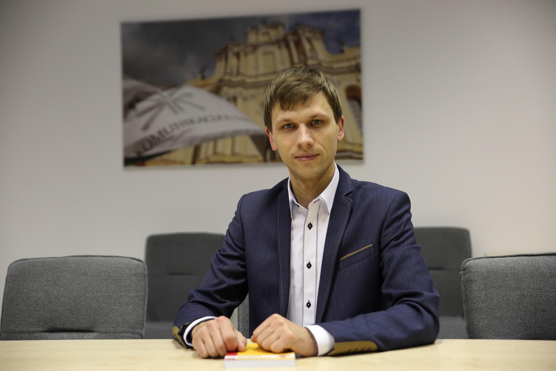 Pasak Andriaus Šumino, Gdansko mero nužudymui įtakos galėjo turėti pasisakymai socialiniame tinkle. Asmeninio archyvo nuotr.