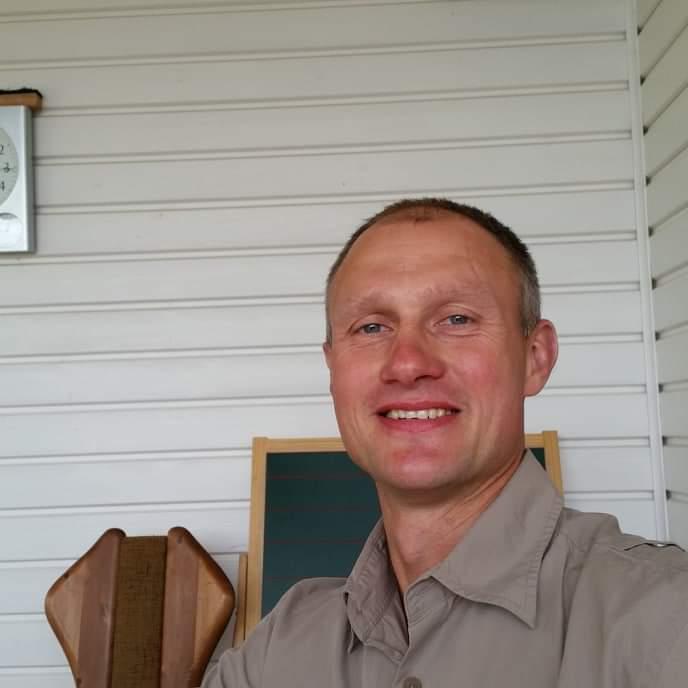 Arūnas Vaitkevičius džiaugiasi, kad ateinantiems metams įmonė jau turi nemažai užsakymų ir planai sudėlioti į priekį. / Asmeninio archyvo nuotr.