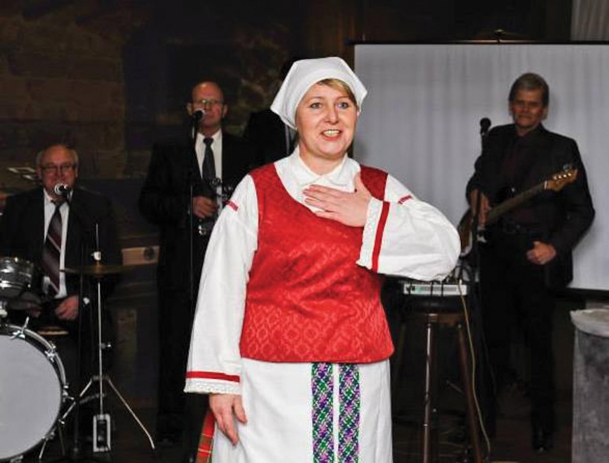Krakių Mikalojaus Katkaus gimnazijos etikos mokytoja, renginių organizatorė Aušrelė Sereikienė. Asmeninio archyvo nuotr.