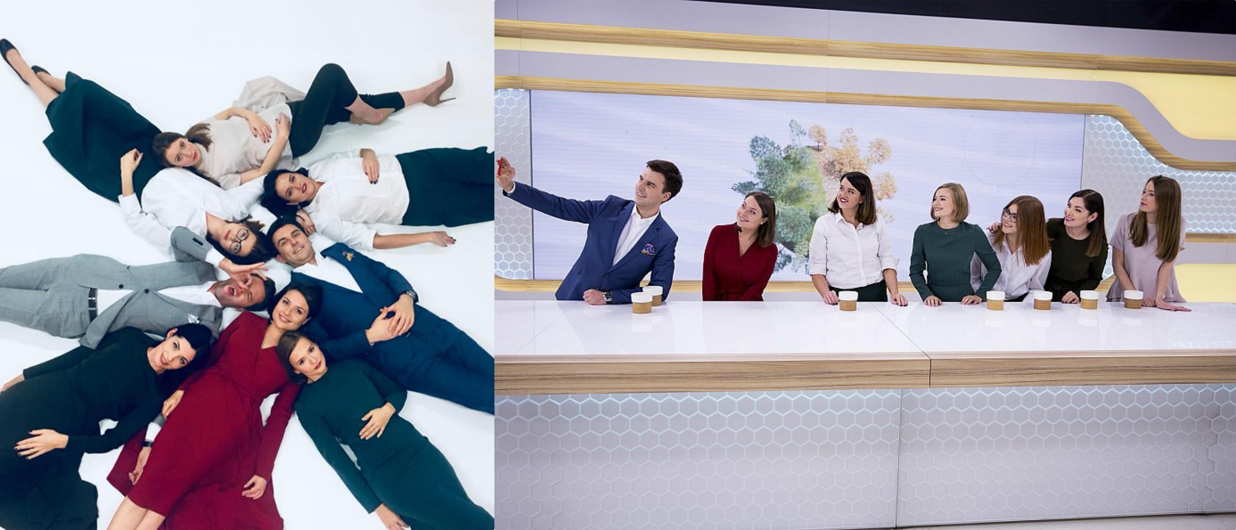 """LRT televizijos laida """"Labas rytas, Lietuva"""" švenčia 30 metų sukaktį. Asmeninio archyvo nuotr."""