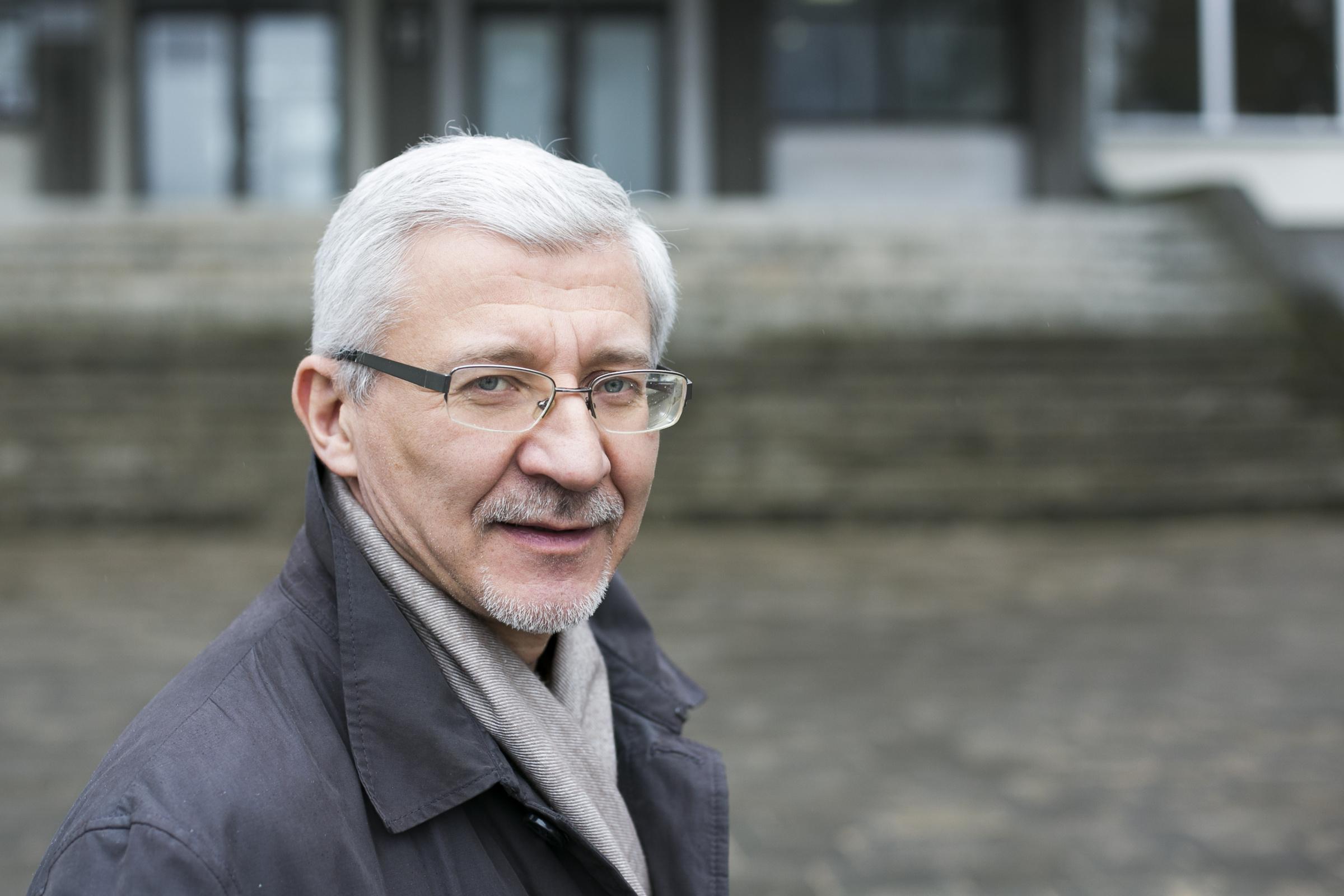 """Boguslavas Gruževskis: """"Pagrindinis akcentas, kodėl perkama lietuviška prekė – tai ekologiškumas."""" BNS nuotr."""