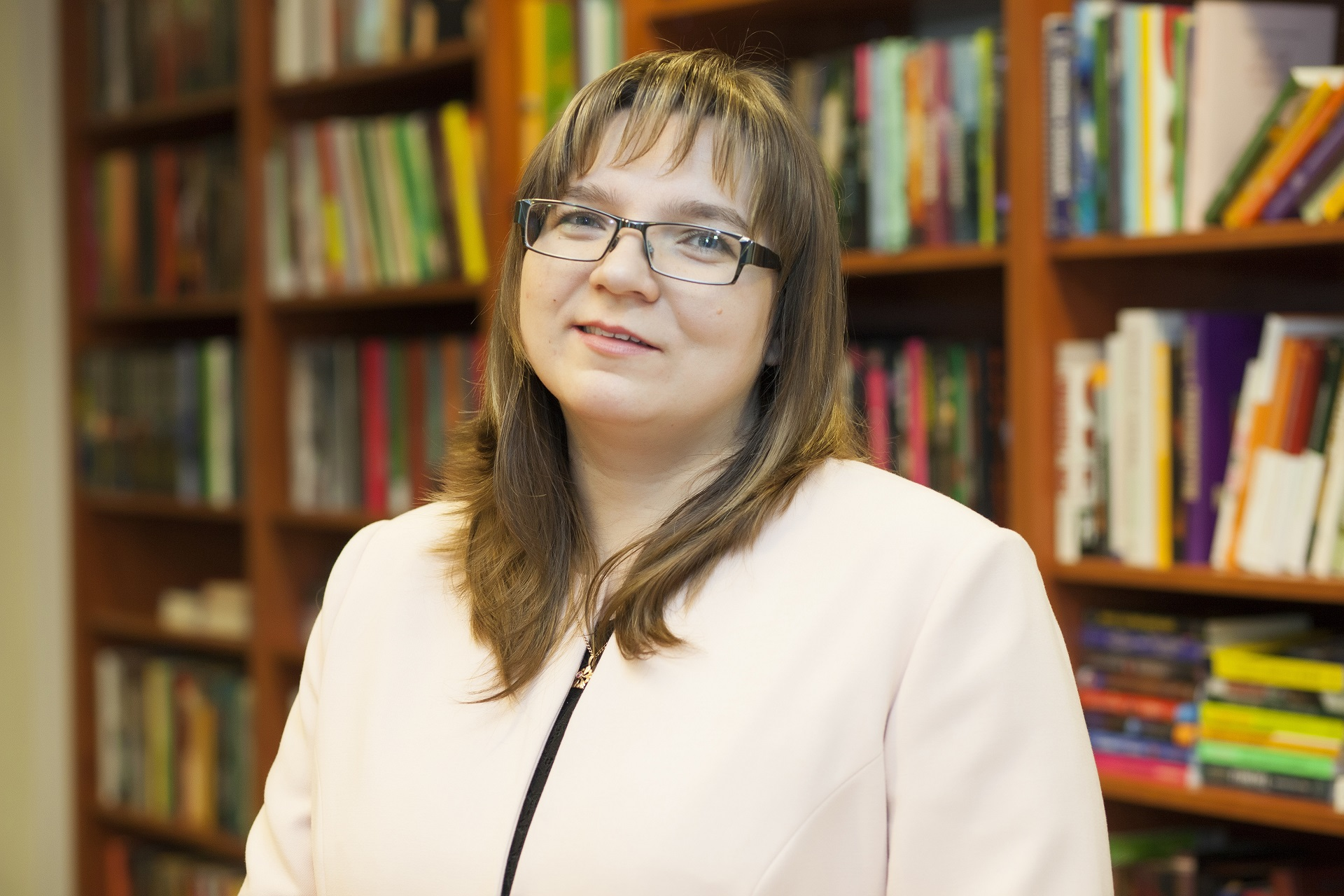"""VDU profesorė Daiva Jakavonytė-Staškuvienė įsitikinusi, jog """"jeigu siekiame kokybės, mokytojai tikrai turėtų būti magistro laipsnio"""". / Asmeninio archyvo nuotr."""