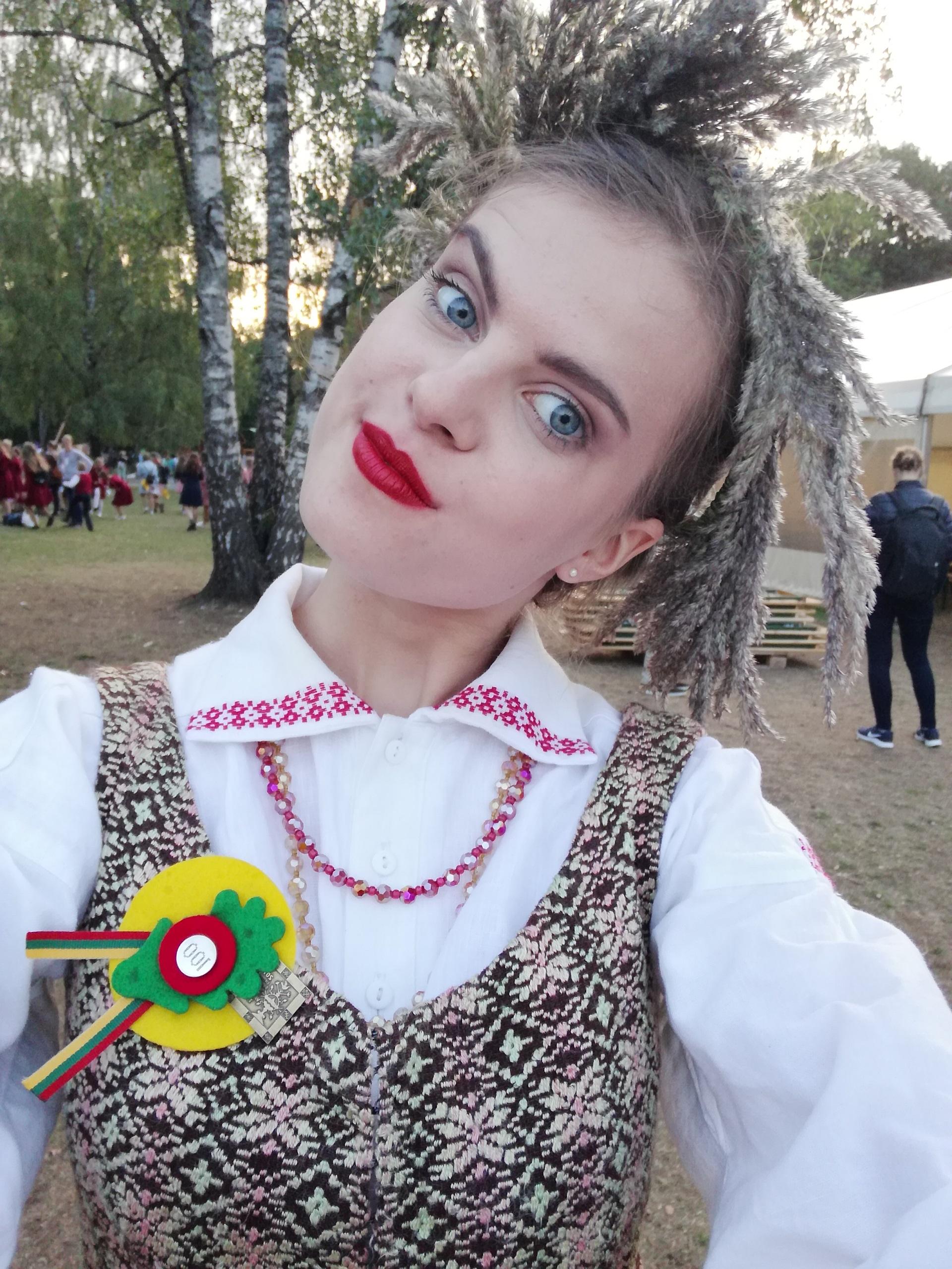 Emilija Izabelė Adomaitytė. Asmeninio archyvo nuotr.