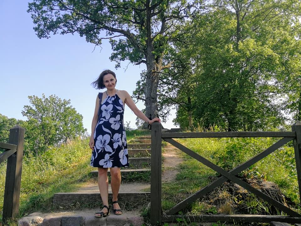 Pasak psichologės Genovaitės Bončkutės-Petronienės, ji ir gyvendama Kėdainiuose, svajojo apie gyvenimą didesniame mieste. Asmeninio archyvo nuotr.