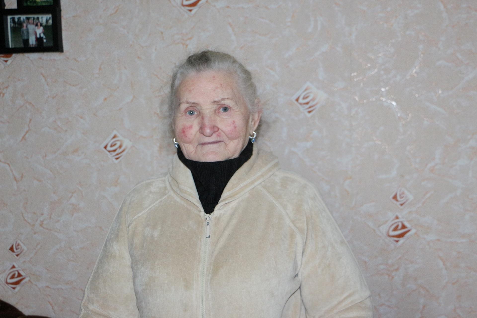 Uzbekistane gimusią, Kazachstane gyvenusią Valentiną Kuzmickienę į Beinaičius atsikraustė su vyru. / Džestinos Borodinaitės nuotr.
