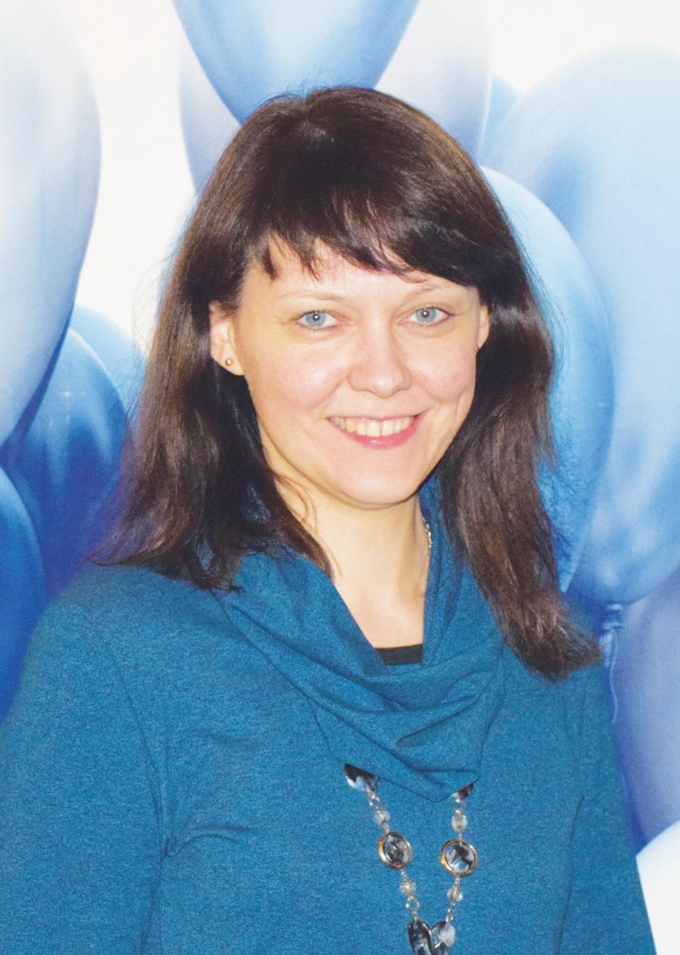 """Kėdainių """"Aušros"""" progimnazijos anglų kalbos mokytoja Ingrida Neliupšienė tai tik patvirtina. Ji tikina, kad nekantriai laukia to laiko, kai su vaikais galės vėl rašyti ilgus laiškus Santa Klausui. Asmeninio archyvo nuotr."""