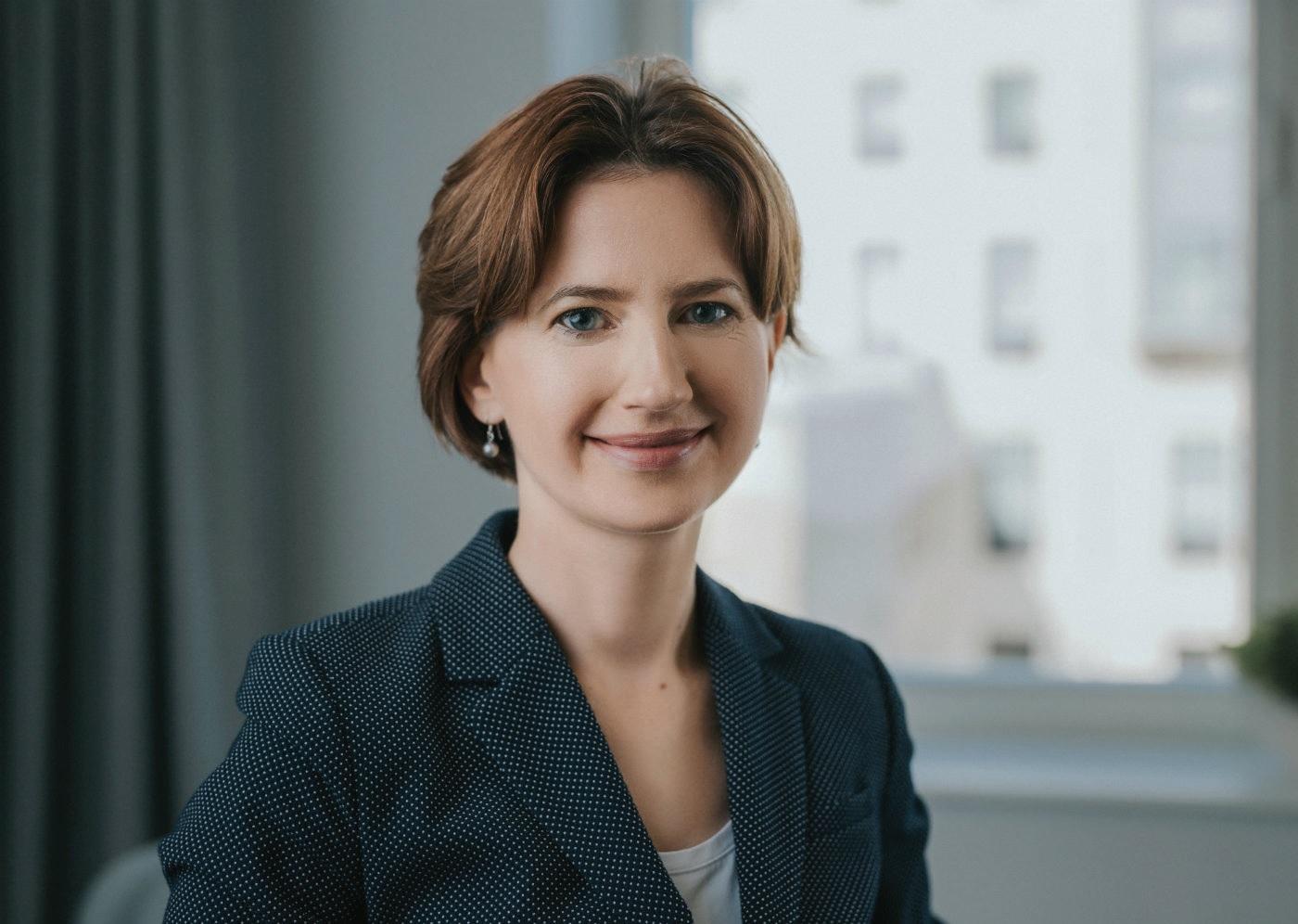 SEB banko atstovė žiniasklaidai Jovita Bazevičiūtė.