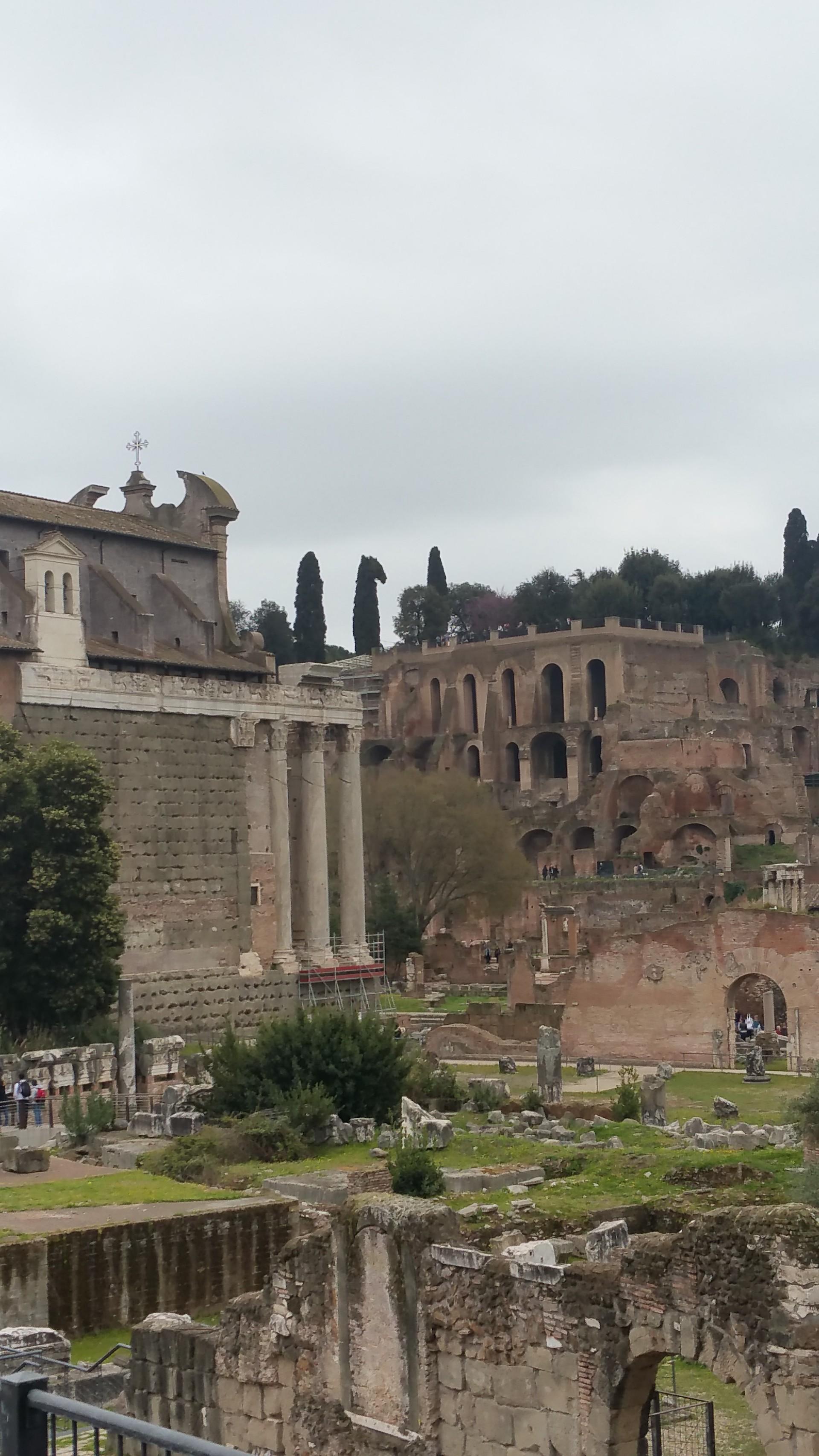 Senoji Roma. Asmeninio archyvo nuotr.