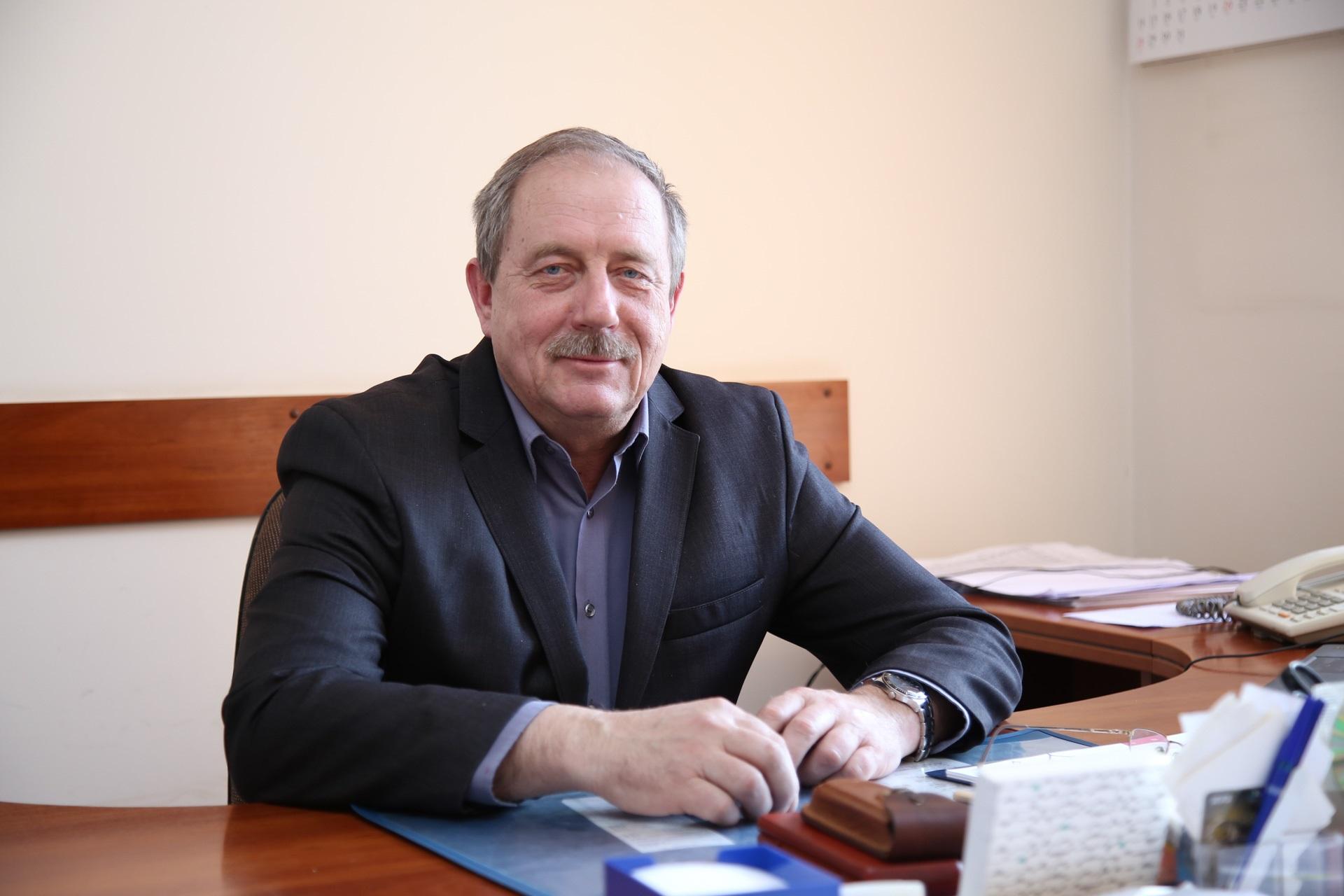 """Bendrovės """"Kėdainių vandenys"""" vadovas Kęstutis Vaitkevičius kol kas nežino, iš kur atkeliauja didžiuliai pliūpsniai nuotekų, sutrikdančių valymo įrenginių darbą. """"Rinkos aikštės"""" archyvo nuotr."""