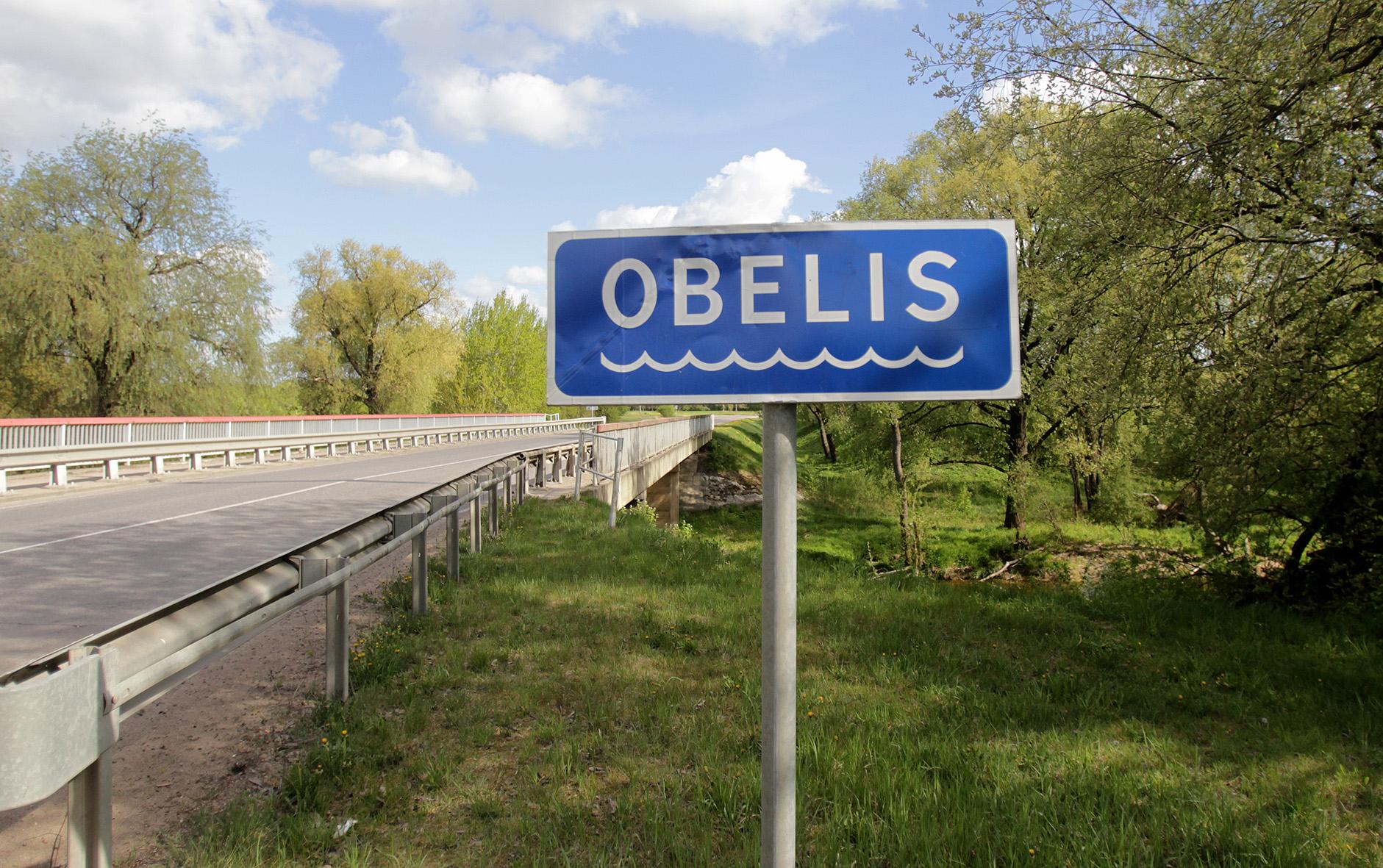 Obelies upės pavadinimas siejamas su medžio vardu. Gražią mintį tokiam pavadinimui galėjo sukelti šviesus obelų medžiu žydėjimas. Algimanto Barzdžiaus nuotr.