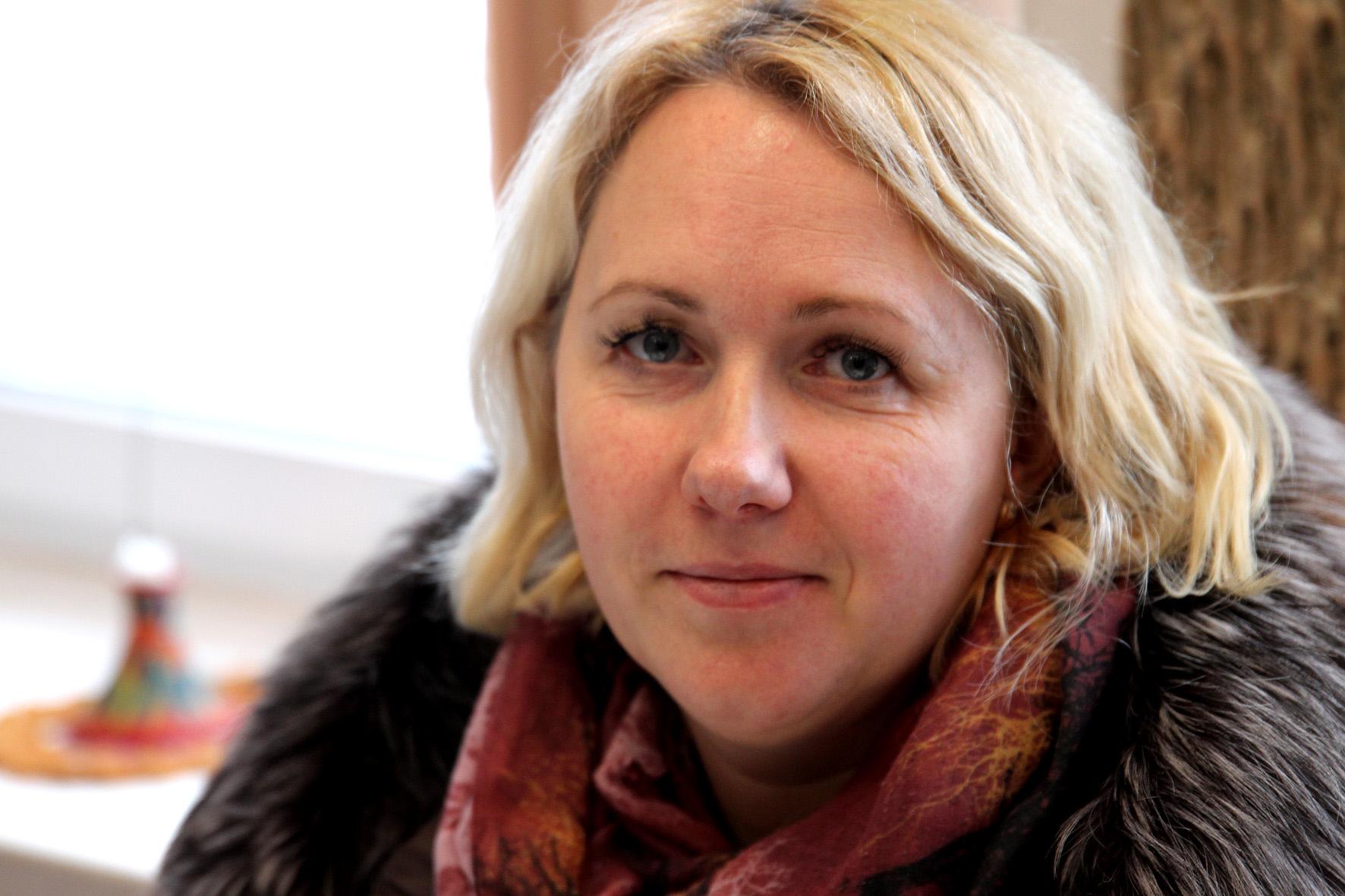 Rita Tamošaitienė, Krakių kultūros centro Meironiškių skyriaus vadovė. A. Barzdžiaus nuotr.