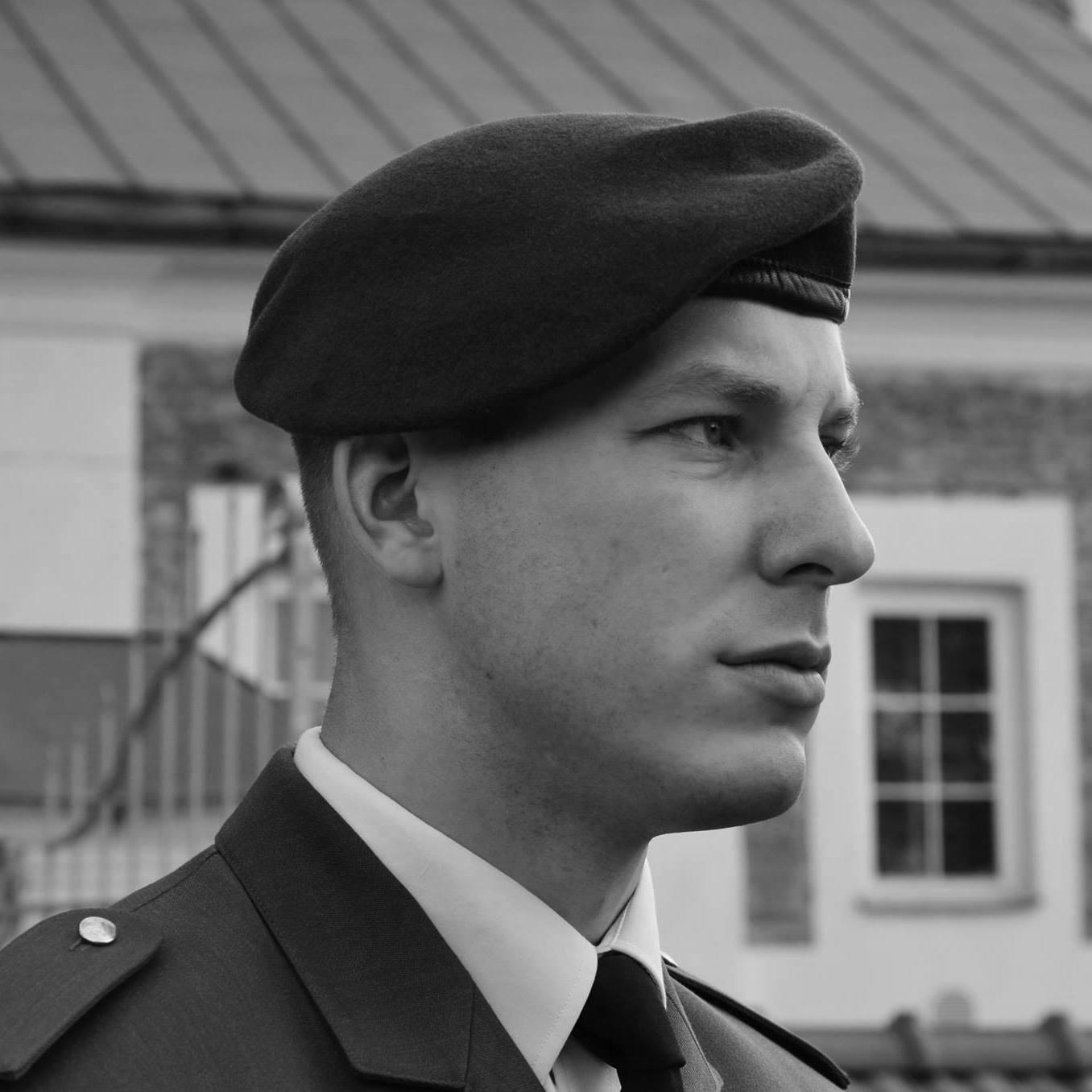 Pasak Lietuvos šaulių sąjungos atstovo Tado Venskūno, tinkamiausias būdas ugdyti vertybes yra asmeninis pavyzdys. / Asmeninio archyvo nuotr.