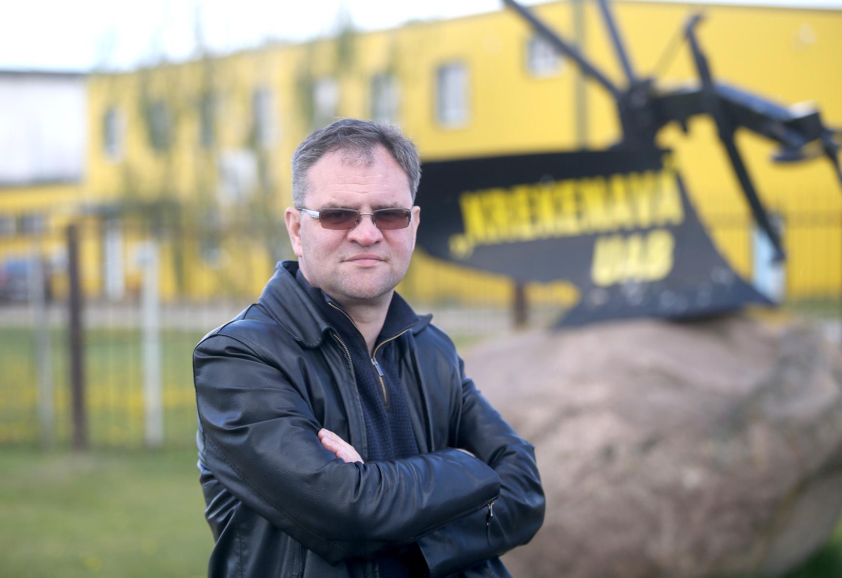 Vaidas Lebedys pabrėžė, jog kai kurie Lietuvos ūkininkai iš tiesų patirs dvigubų ar net trigubų nuostolių. Asmeninio archyvo nuotr.
