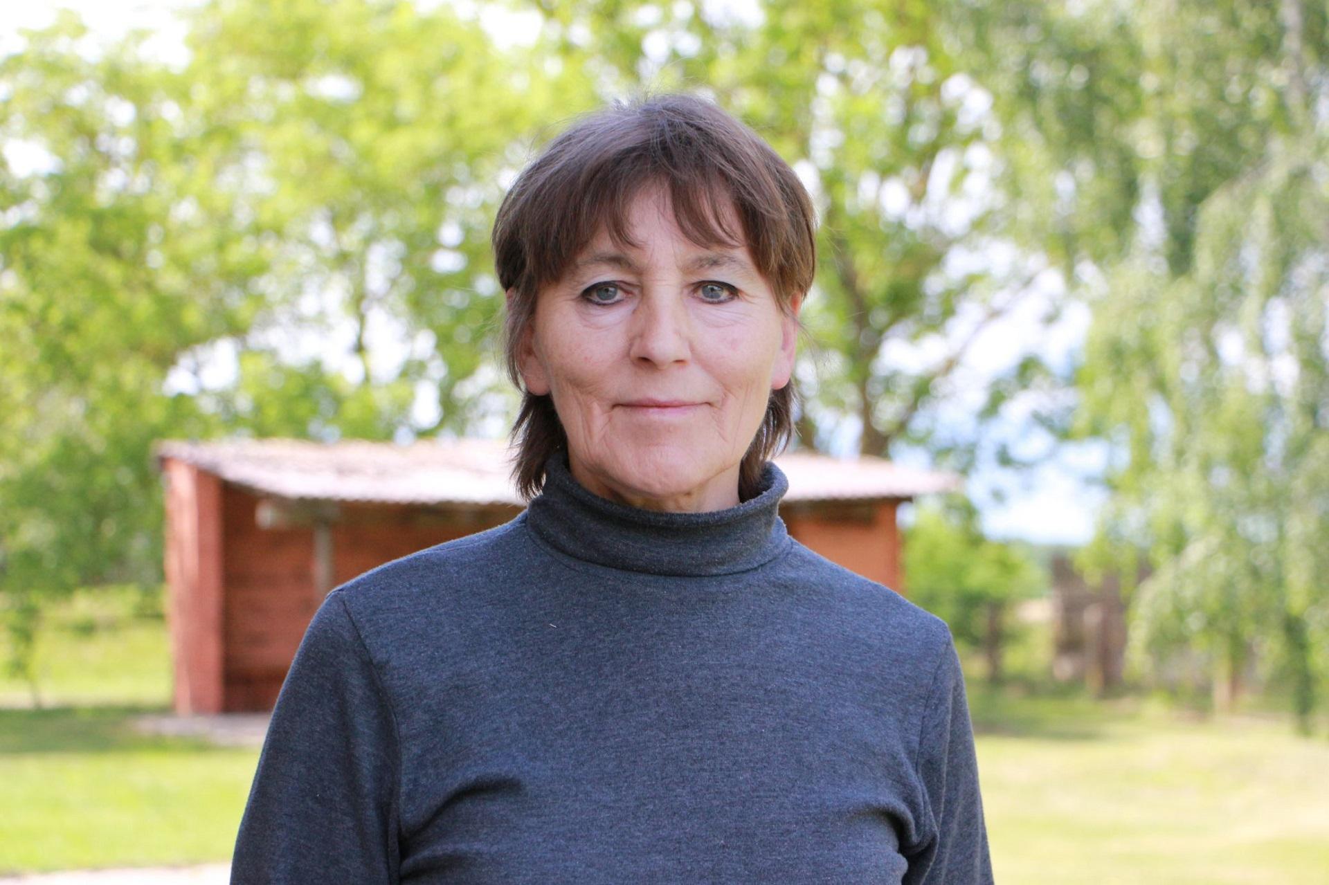 Kad ir kaip kaime bebūtų gerai dabar, Vanda Šimanskienė, kaip ir kiti kaimo gyventojai tikina, kad Petkūnai laikui bėgant labai pasikeitė.