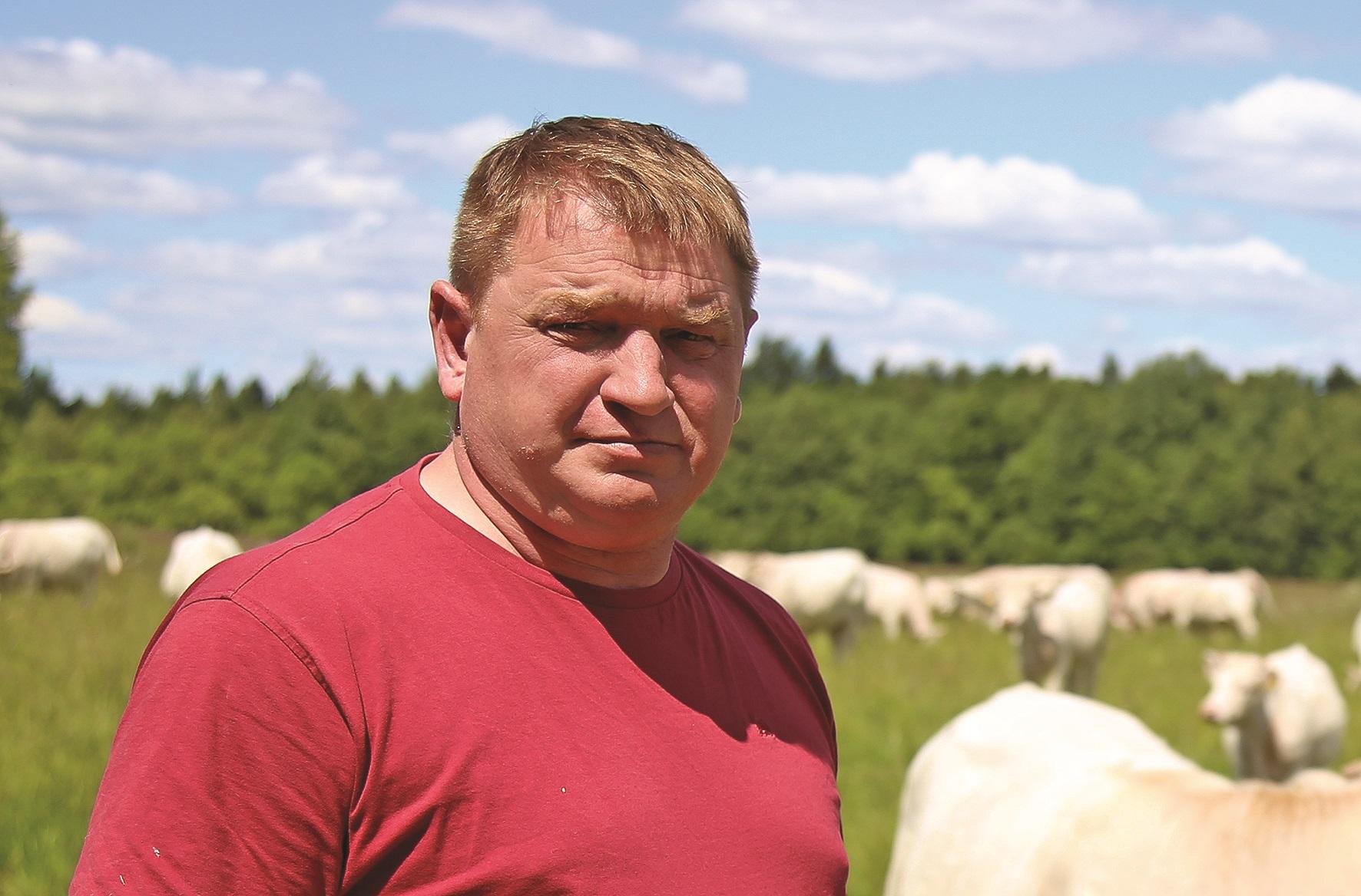 """Pasak Kėdainių krašto ūkininkų sąjungos pirmininko Virmanto Ivanausko, Kėdainių regiono ūkininkai stumbrų perkėlimo projektą vertina teigiamai. / """"Rinkos aikštės"""" archyvo nuotr."""