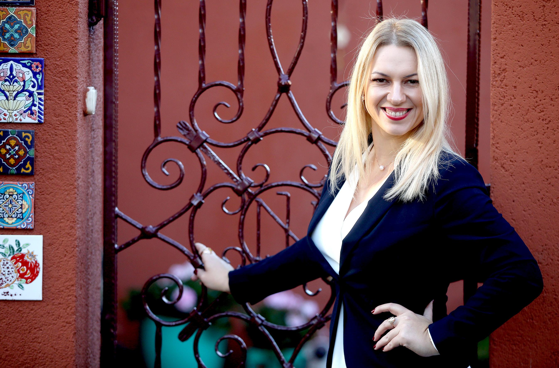 A. Leleikienė prieš pusmetį tapo Kėdainių PSPC Psichikos sveikatos skyriaus vedėja, čia įnešė permainų vėją, labiausiai akcentuodama komandinio darbo reikšmę. Algimanto Barzdžiaus nuotr.