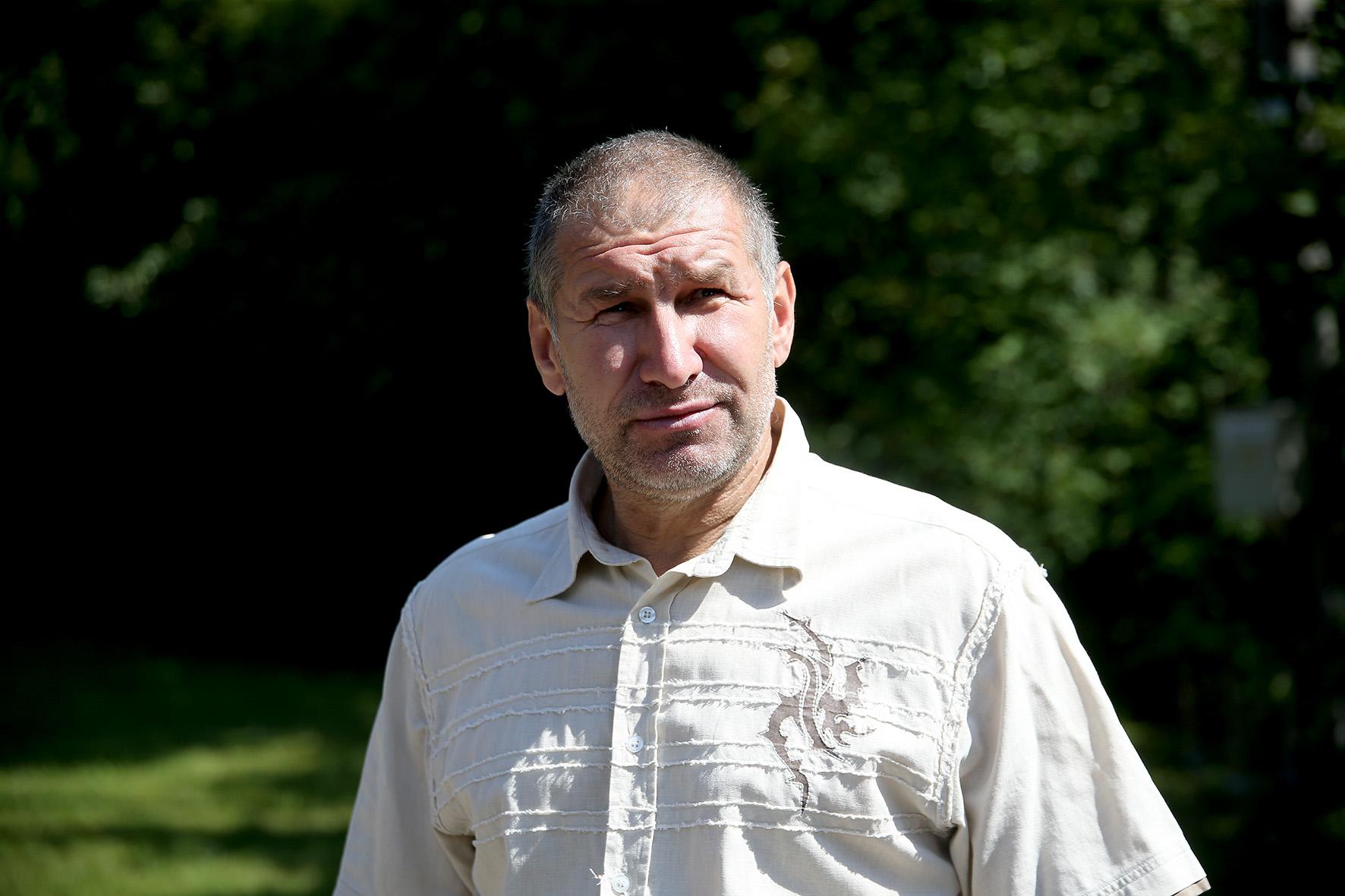 Dabartinis vandens malūno ir jame įsikūrusios kaimo turizmo sodybos savininkas Viktoras Gaurilčikas apie Barkūniškio kaimo istoriją surinkęs daug įdomių faktų.