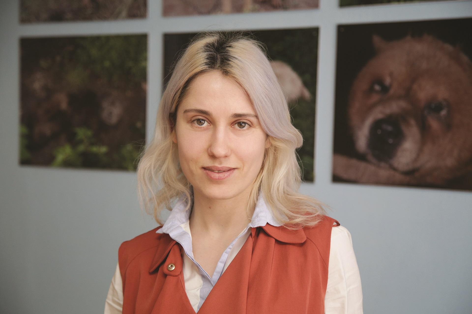 """Kėdainiuose įsikūrusios gyvūnų gerovės tarnybos """"Pifas"""" gyvūnų globos koordinatorė Greta Linkė apgailestauja, kad vis dažniau keturkojų namais tampa prieglauda. """"Rinkos aikštės"""" archyvo nuotr."""