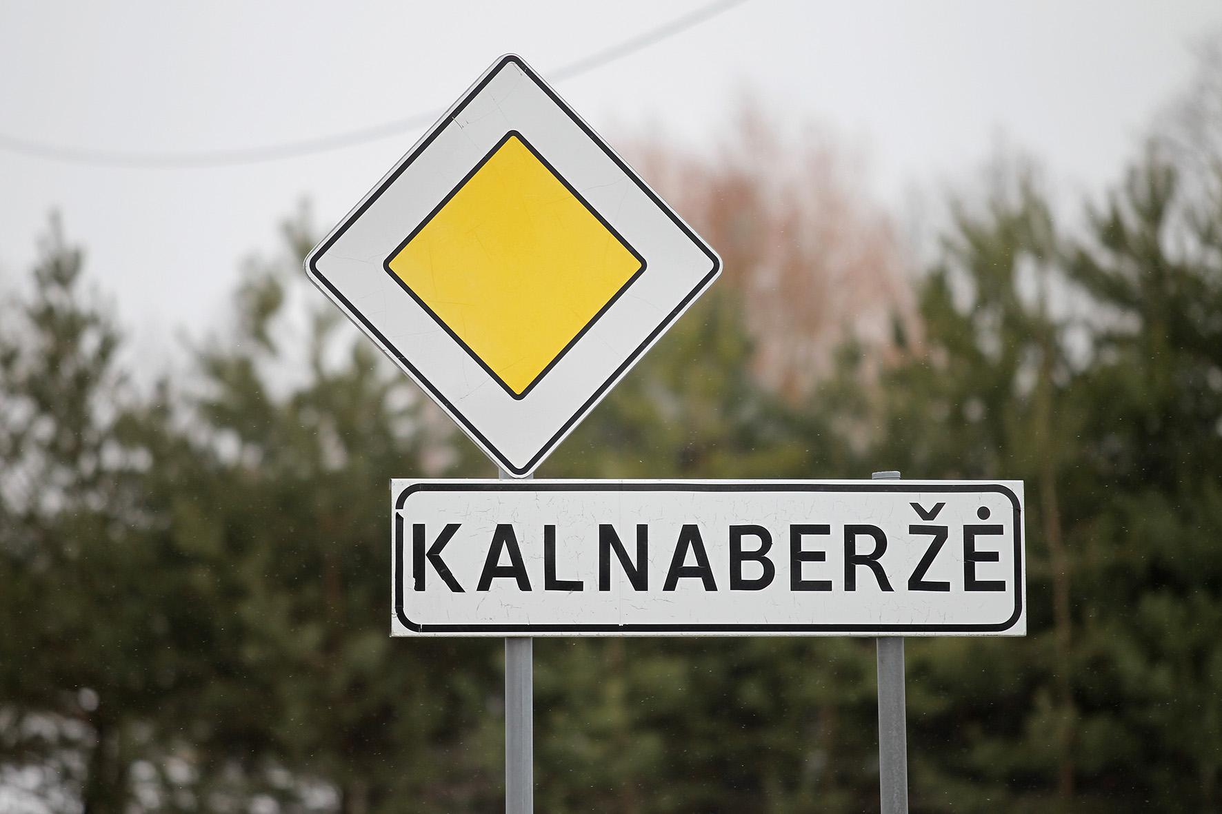 Kalnaberžė nuo miesto tarsi ranka pasiekiama, vos dešimt gerų kilometrų kelio ir gali būti vietoje. A. Barzdžiaus nuotr.