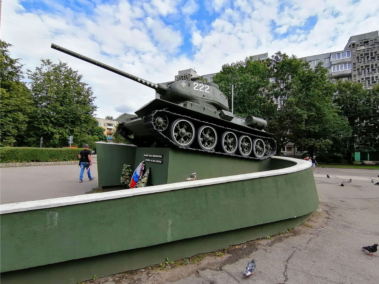 """Rusiškoji karo """"egzotika"""", kurią galima išvysti kiekviename mieste, miestelyje ar kaime. / I. Kriščiūnienės nuotr."""