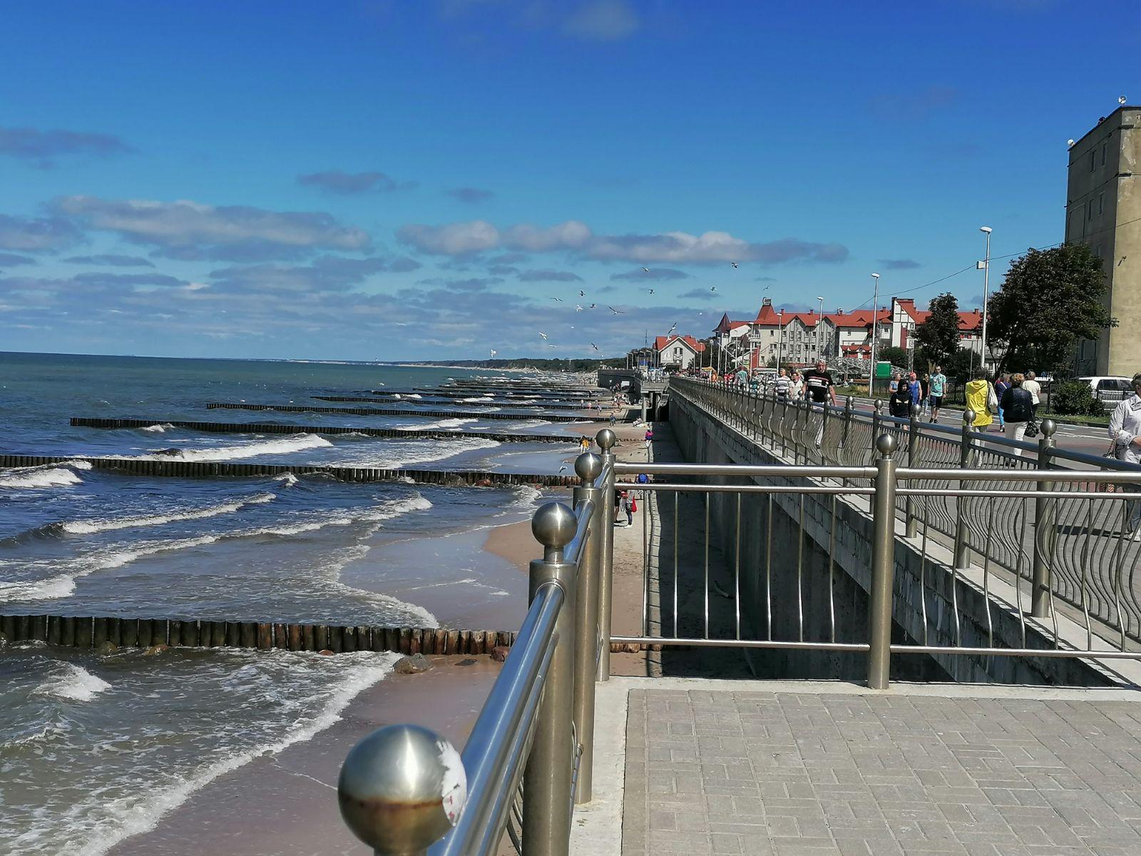 Pajūris nusėtas įspūdingais skardžiais, o paplūdimiai traukia nuostabiomis promenadomis. / I. Kriščiūnienės nuotr.