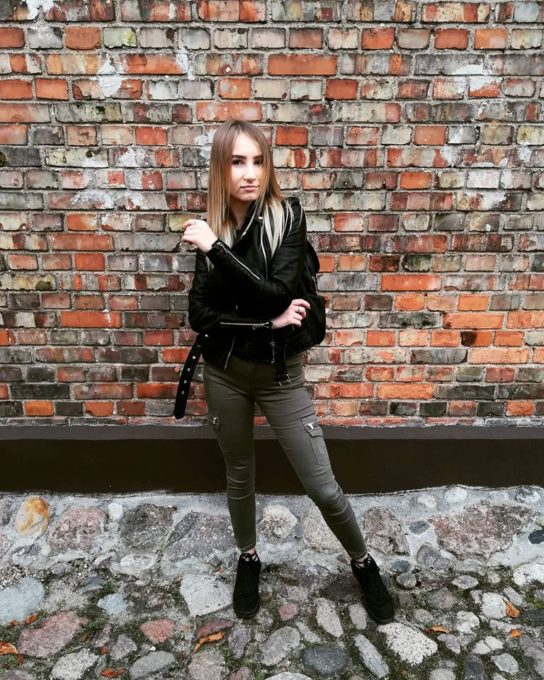 """Paulina Švaranavičiūtė yra Kėdainių kultūros centro Pelėdnagių skyriaus vaikų šiuolaikinio šokio grupės """"Mistika"""" šokėja ir choreografė. Asmeninio archyvo nuotr."""