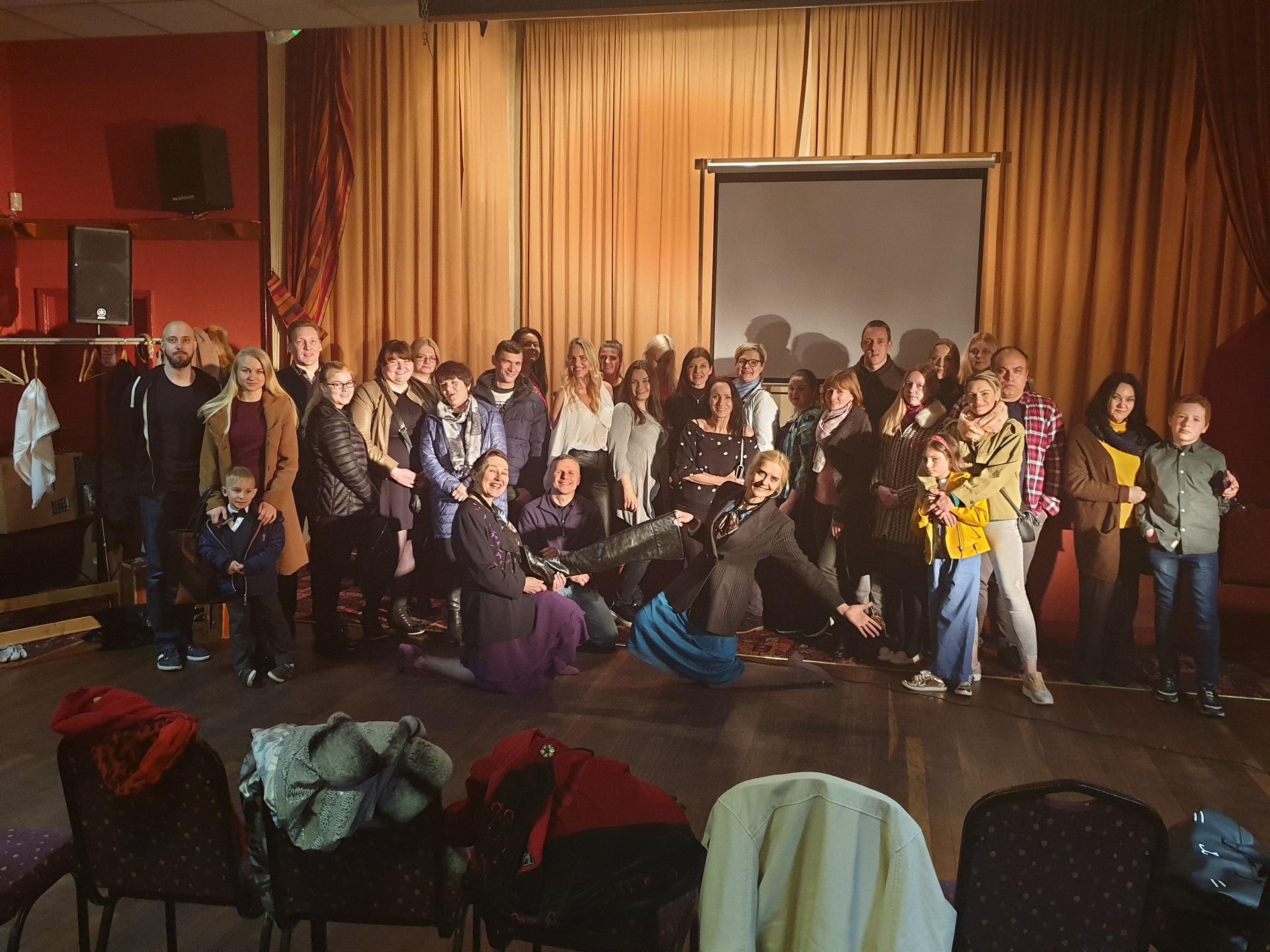 Remigijus organizuoja vietos lietuvių bendruomenės renginius, o jų populiarumas sparčiai auga. Dar prieš 2 metus į šv. Velykų renginį susirinko vos 25 žmonės, o dabar jau renkasi šimtais. / Asmeninio archyvo nuotr.