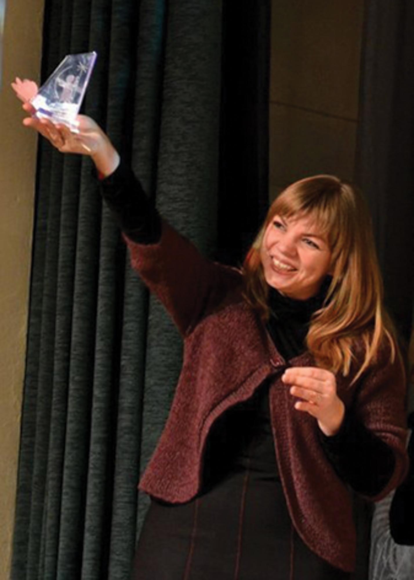 Neformaliojo ugdymo organizatorė Sigita Vievesienė. Asmeninio archyvo nuotr.
