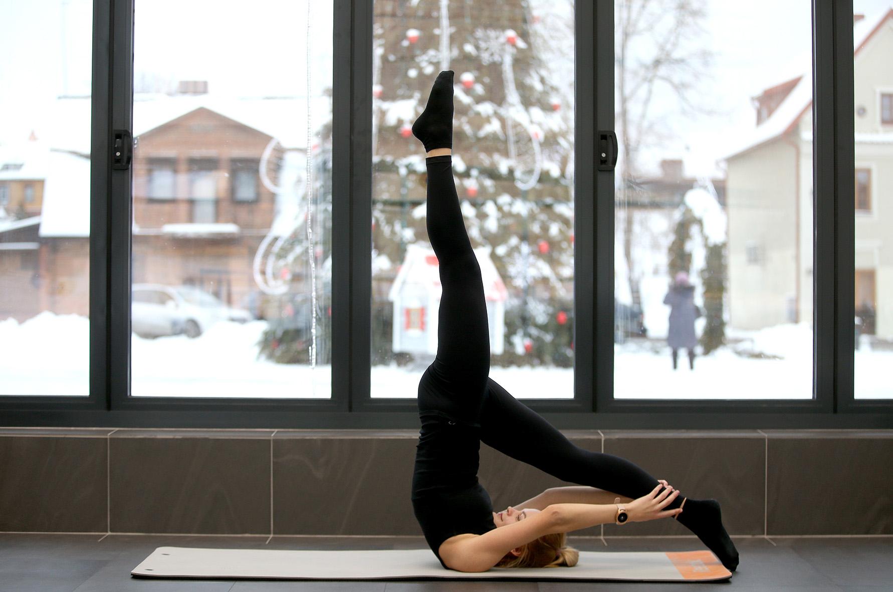 5 būdai, kaip joga skatina širdies sveikatą