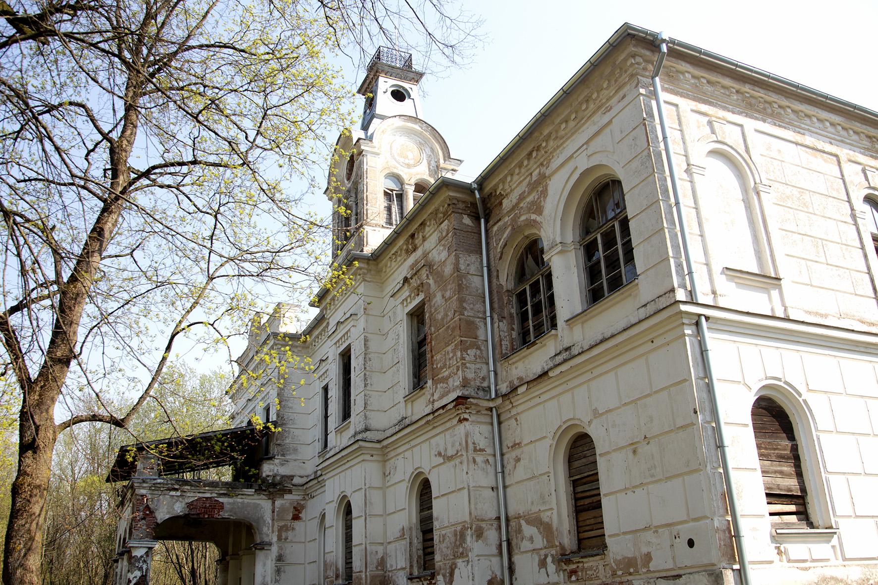 Sirutiškis garsus savo istoriniu dvaru. Jį XVIII amžiuje įkūrė bajorų giminės Siručiai. A. Barzdžiaus nuotr.