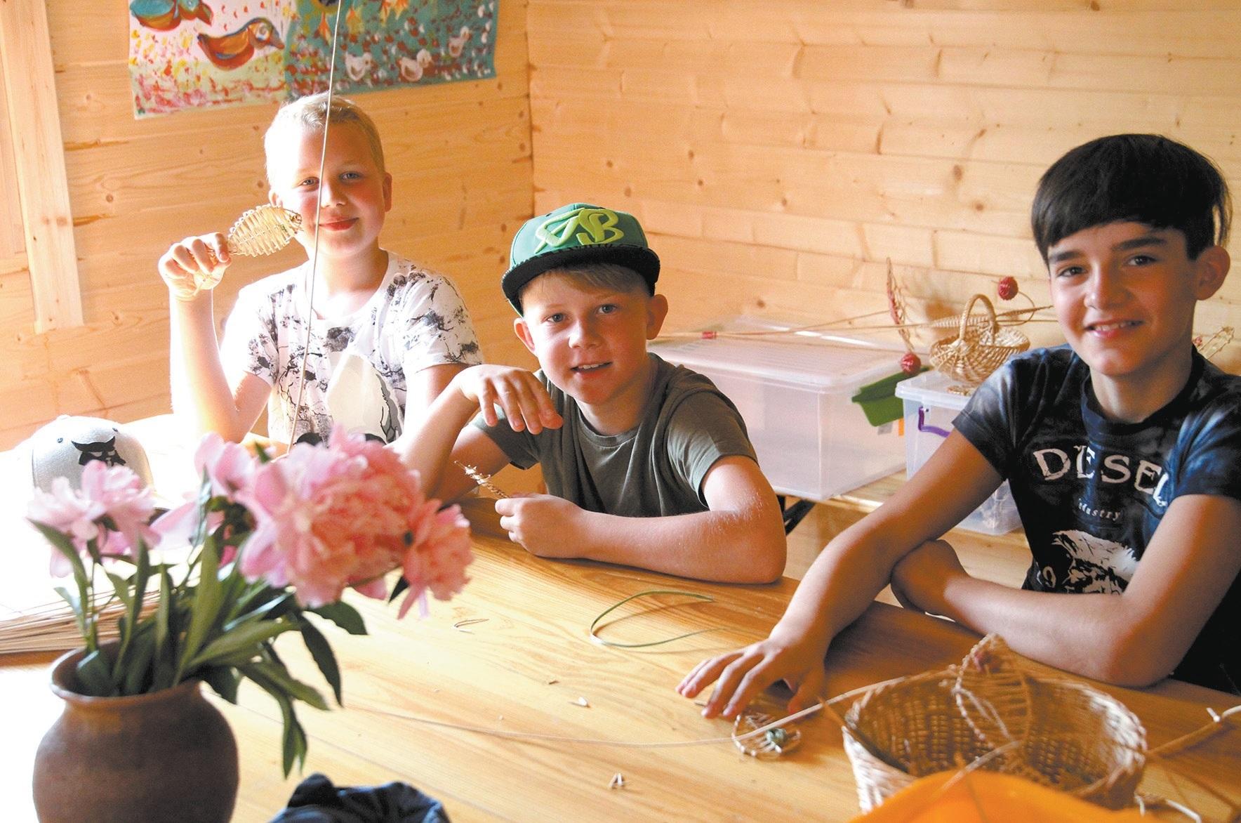 Vaikų vasaros poilsio ir užimtumo stovykloms iš rajono savivaldybės 2019 metų biudžeto yra skirta 25 tūkstančiai eurų. Algimanto Barzdžiaus nuotr.