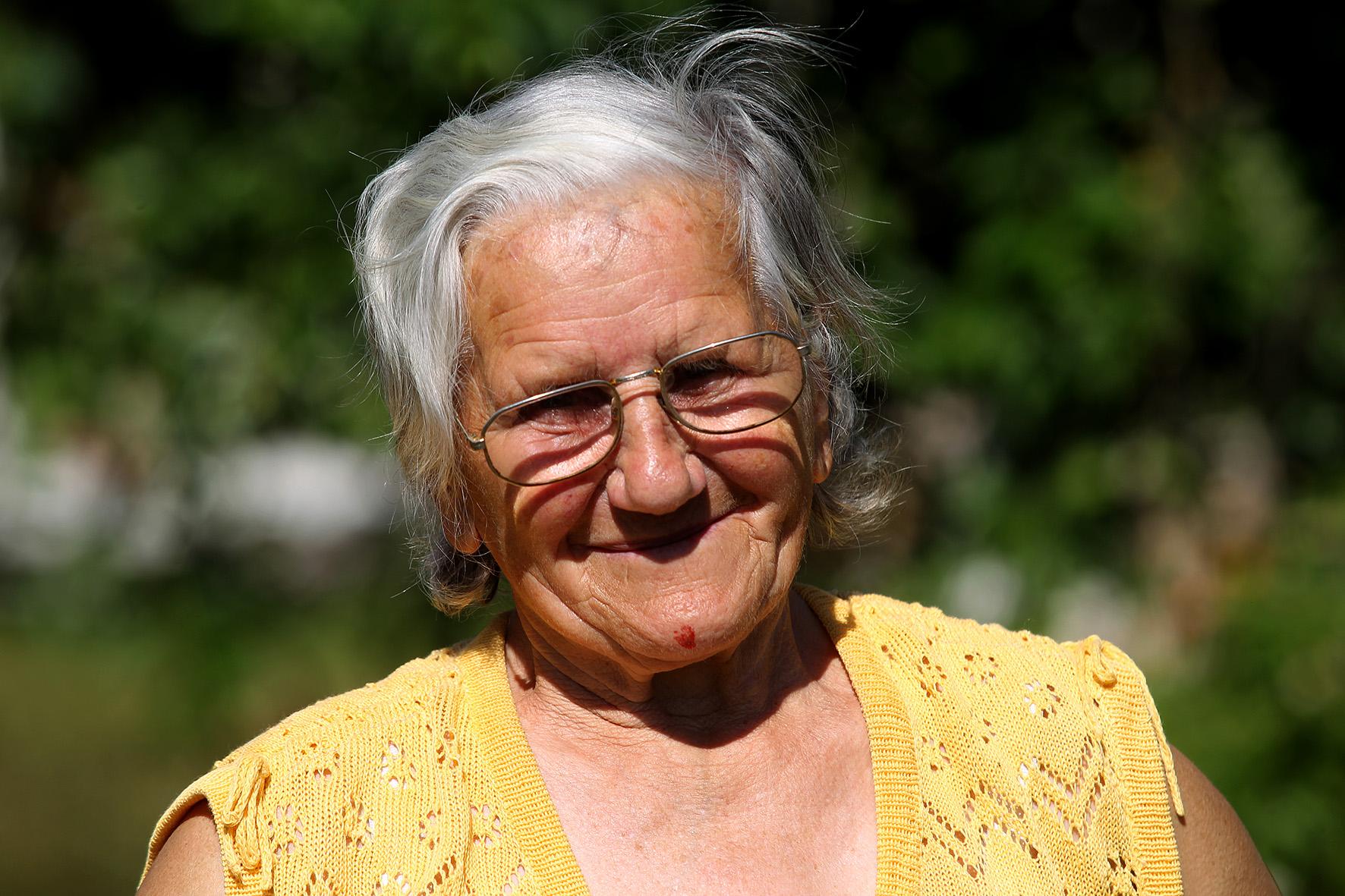 Aštuonių narių šeimoje užaugusi senjora Valė Sereikienė į Vikaičius atsikraustė būdama 12-kos metų.