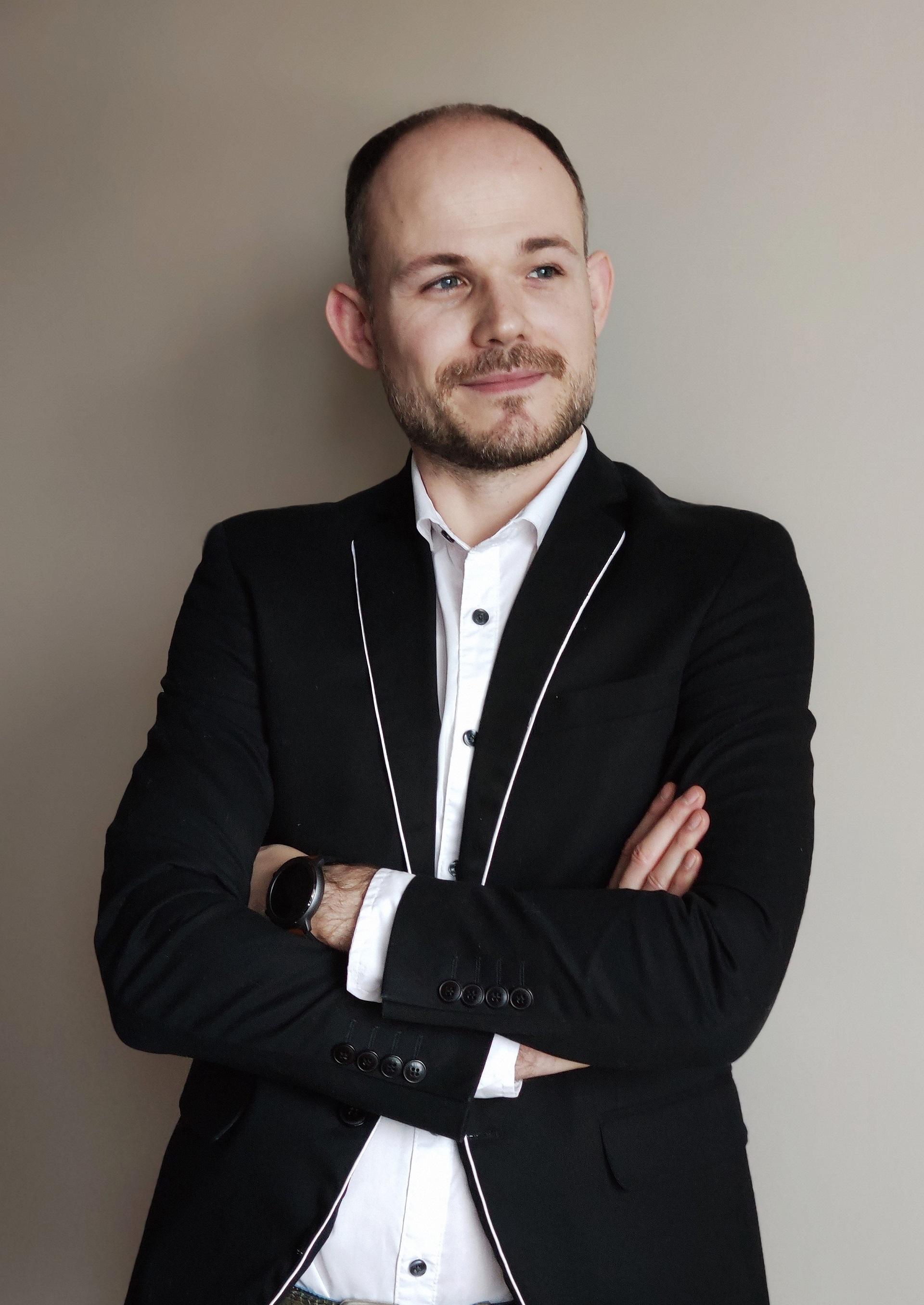 Agile konsultantas Andrius Degutis sako, kad tinklalaidė naudinga ne tik klausytojams, bet ir patiems Agile konsultantams ir tiems, kurie šią metodiką jau taiko įmonėse./Asmeninio archyvo nuotr.