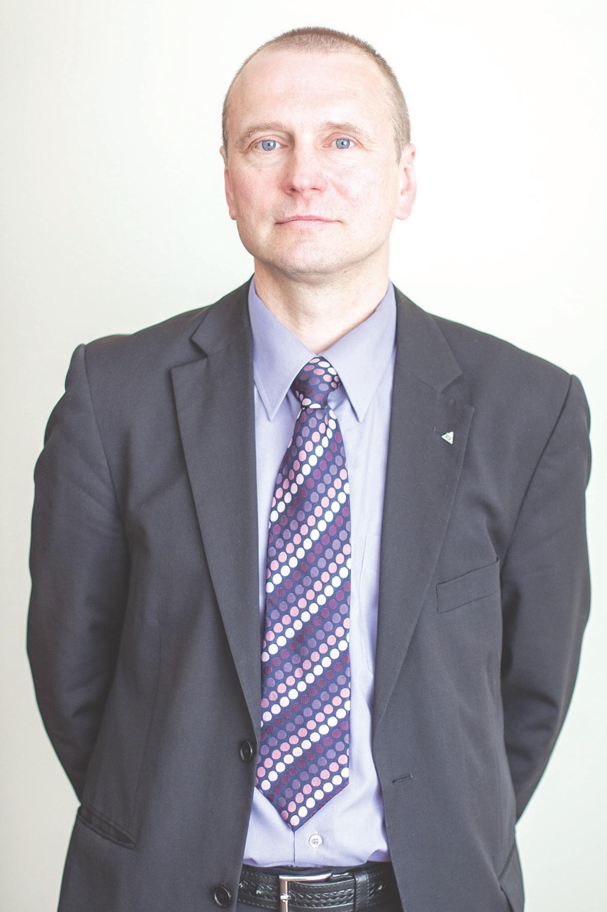 """S. Balčiūnas: """"Dažniausiai pasitaiko profesinės rizikos vertinimo pažeidimai. Profesinė rizika apima ir netinkamų darbų organizavimą, netinkamų darbo įrenginių organizavimą."""""""
