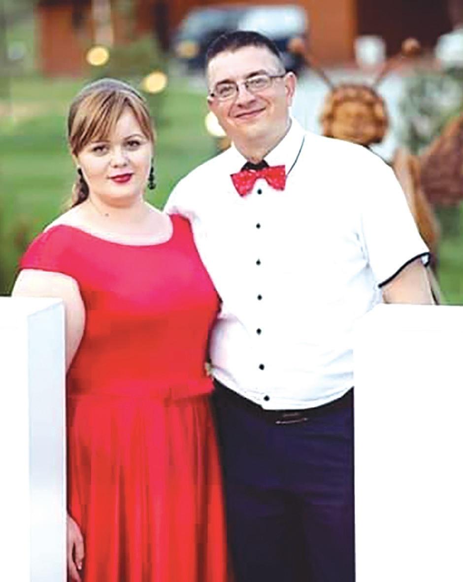 Gediminas Janušauskas iš Joniškio į Kėdainius gyventi atvyko prieš aštuoniolika metų, kai susipažino su dabartine žmona Jurgita.