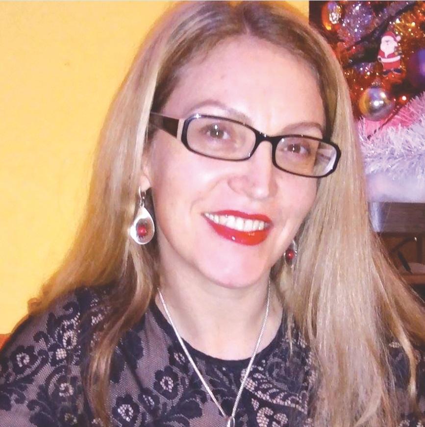 """Renata Simanauskienė, anglų kalbos mokytoja Kėdainių rajono Vilainių mokykloje– darželyje """"Obelėlė""""."""