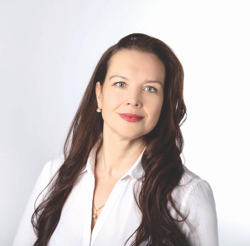 Vaida Krasauskienė, Juozo Paukštelio progimnazijos lietuvių kalbos mokytoja.