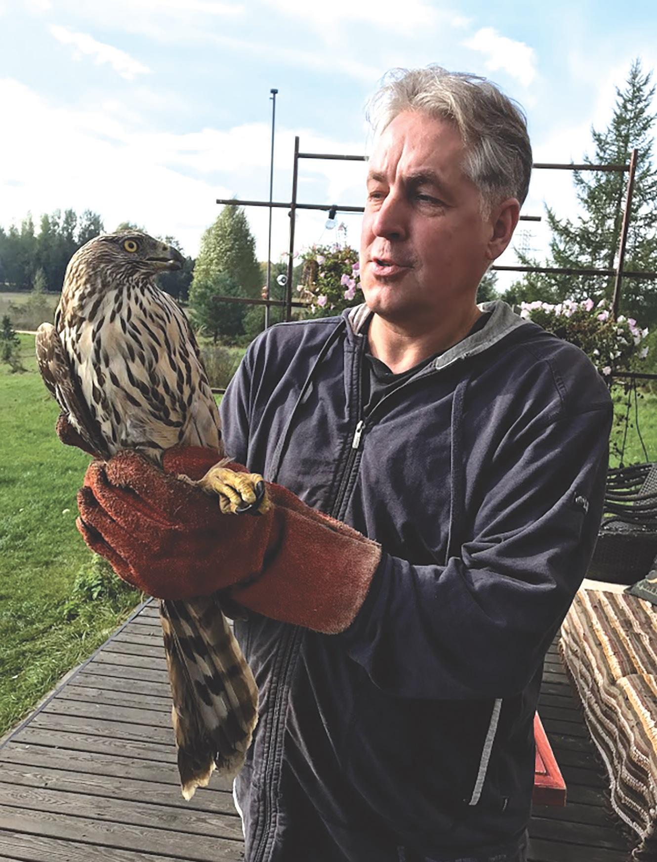 Dr. Tomui Kovėrai apmaudžiausia dėl valdininkų neveiklumo ir gamtos bei aplinkos apsaugos problemų neišmanymo.