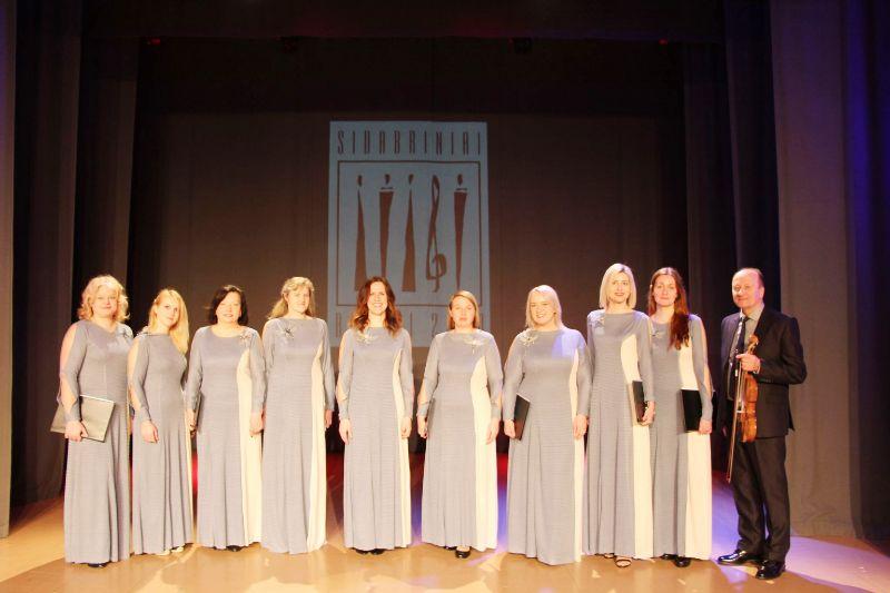 """Josvainių kultūros centro moterų vokalinių ansamblis """"Pilkos stygos"""""""