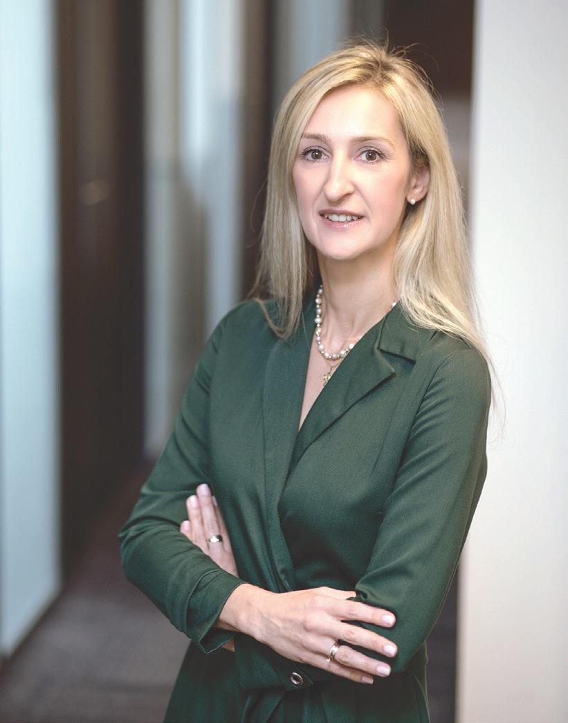 """Alina Leonavičienė: """"Darbuotojai vertina įmonės pastangas rūpintis jais."""""""