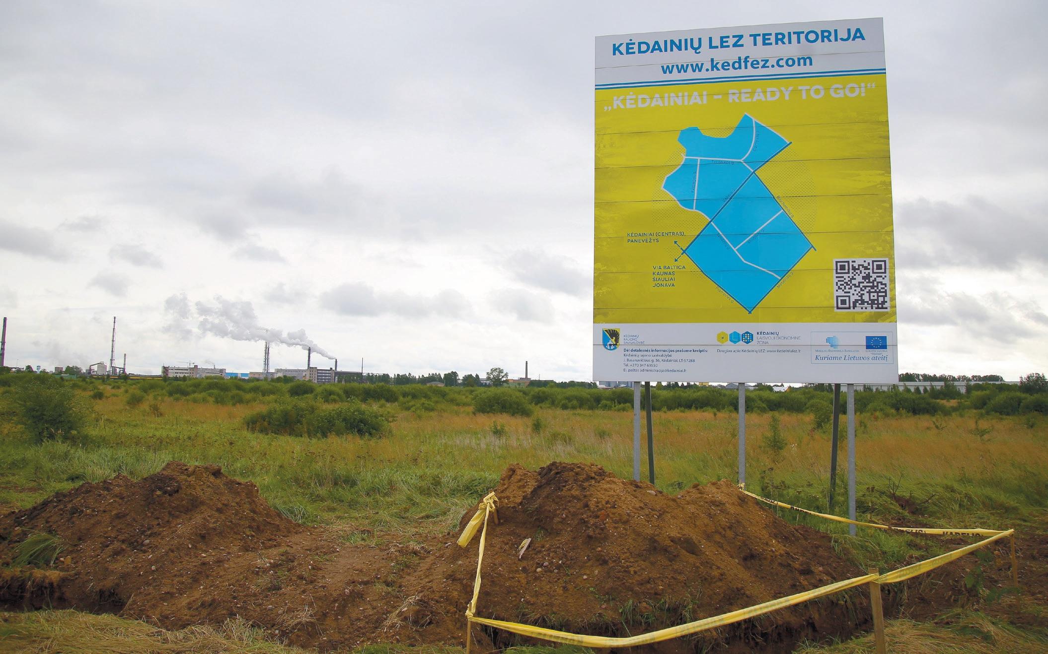 """Pasak Živilės Kazlauskaitės, labai svarbu kaip įmanoma greičiau išvystyti likusią Kėdainių LEZ teritoriją, kas leistų suformuoti apie 80 ha teritorijos, tinkančios investiciniams projektams./""""Rinkos aikštės"""" archyvo nuotr."""